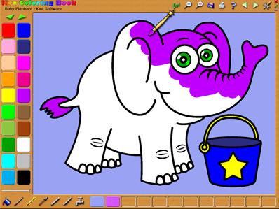 تحميل برنامج تعليم الرسم والتلوين