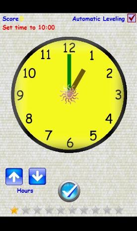 تحميل برنامج تعليم الساعة الرقمية للاطفال