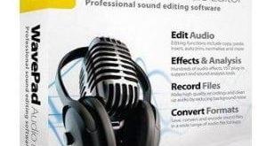 تحميل برنامج WavePad Audio Editing