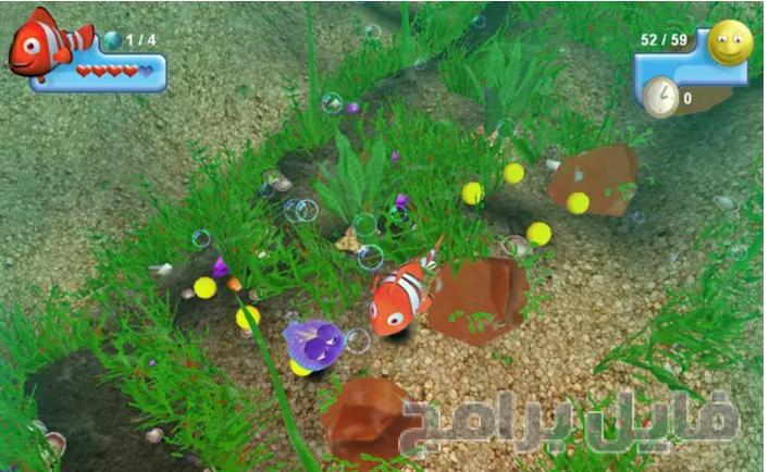 تحميل لعبة السمكة نيمو للكمبيوتر