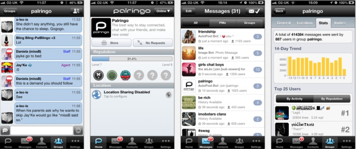 Download Palringo